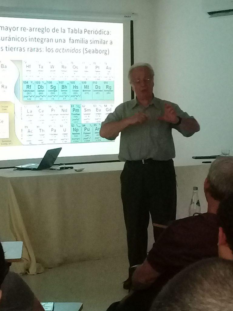 Prof. Dr. Oscar E. Piro